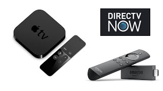 Download Free Apple TV or Amazon Fire TV Stick with DirecTV Now Video