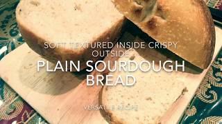 Download Plain Sourdough Bread Video
