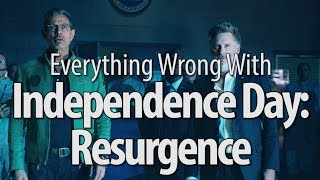 Download Everything Wrong With Independence Day Resurgence Video