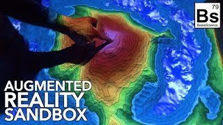 Download Augmented Reality Sandbox will Blow Your Mind! Video