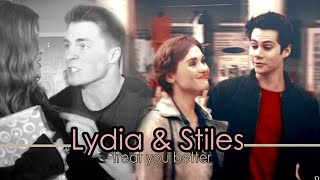 Download Stiles & Lydia [+Jackson] || Treat you better Video