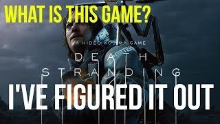 Download I think I solved Death Stranding Video