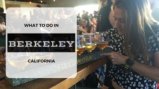 Download What to do in Berkeley California Video