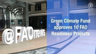 Download FAO helps countries lay the groundwork for climate-resilient futures Video