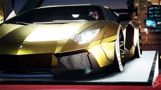 Download NEED FOR SPEED PAYBACK Gold Plated Lamborghini Car Heist Video