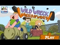 Download Clarence: Wild Wreck Wheels of Wrath - Bumper Carts & Barrels (Cartoon Network Games) Video