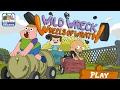 Download Clarence: Wild Wreck Wheels of Wrath - Bumper Carts & Barrels (Cartoon Network Games) Video