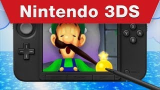 Download Nintendo 3DS - Mario & Luigi: Dream Team Launch Trailer Video