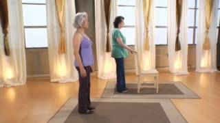 Download Relax Into Yoga For Beginners and Seniors: Balance Practice sample Video