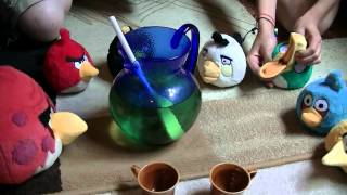 Download Angry Birds Plush Movies - Hot Lemonade Video