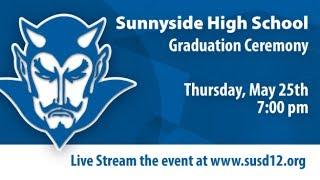Download Sunnyside High School Graduation - 2017 Video