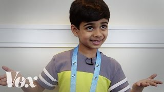 Download Meet this year's youngest Spelling Bee competitor Video