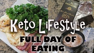 Download Keto Lifestyle l Full Day of Eating Video
