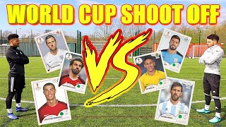 Download BILLY VS JEZZA | SHOOTING, VOLLEYING & CONTROL CHALLENGE! Video