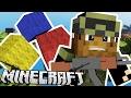 Download Minecraft JUGGERNAUT MINIGUN MODDED CAPTURE THE WOOL CHALLENGE - Flans Mod Battle Video
