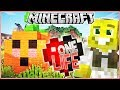 Download Halloween Decorations!! | Minecraft One Life | Ep.22 Video
