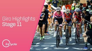 Download Giro d'Italia: Stage 11 - Highlights Video