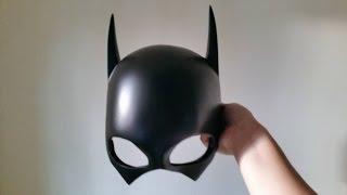 Download How to make a Batgirl Helmet/Cowl DIY Video