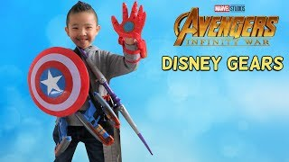 Download Disney Avengers Gears Infinity War Toy Hunt Superhero Fun With Ckn Toys Video