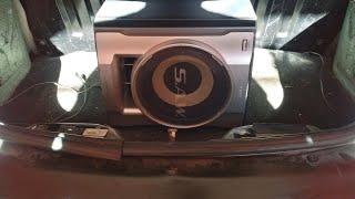 Download Sony SS-WG990 subwoofer 8″ en el carro y Autoestereo Como conectarlo. Video