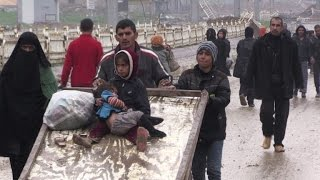 Download Escaping IS-held Mosul, residents head into unknown Video