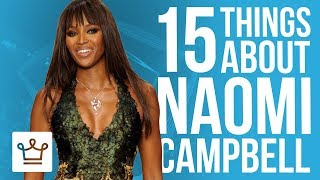 Download 15 Things You Didn't Know About Naomi Campbell Video