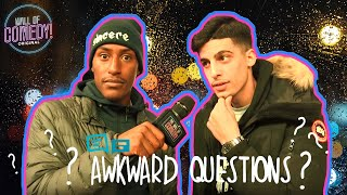 Download Asking Awkward Questions | In Leicester Square With Yung Filly | NIGHT EDITION Video