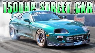 Download FASTEST Road Worthy Supra in the WORLD!?!? Video