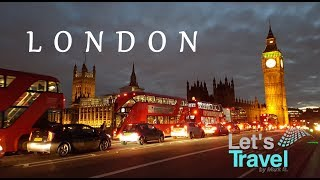 Download London - City Tour 2017 (4K) | Let's Travel Video
