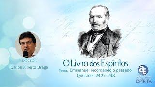 Download Os Espíritos conhecem o futuro ? Estudo de O Livro dos Espíritos Qs 243 e 243a - Carlos Alberto Video