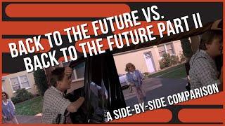 Download Back To the Future: Scene Comparison (1985 v. 1989) Video