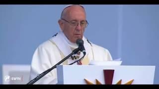 Download Homilía del Papa Francisco en la Misa en el Parque Simón Bolívar en Bogotá Video