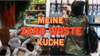 Download MEINE ZERO WASTE KÜCHE   #PLASTICFREEJULY   JULI VLOGS  KUDOKii Video