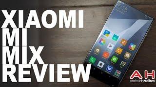 Download Xiaomi Mi MIX Review - What Bezels? Video