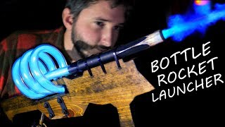 Download Making a Plasma Coil Bottle Launcher Video