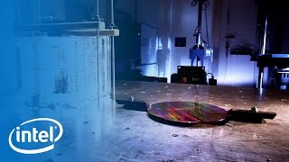 Download Intentionally Shattering Wafers | Inside the Fab | Intel Video