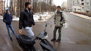 Download КАК МЫ ПОКУПАЛИ СКУТЕР ЗА 15 000 РУБЛЕЙ! Video