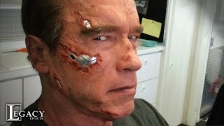 Download TERMINATOR GENISYS: Making the Terminator [SPOILERS] - Legacy Effects Video