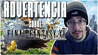 Download Advertencia sobre FINAL FANTASY XV Video