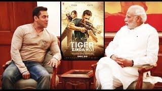 Download Salman Khan हुये खुश Modi JI ने जमकर तारीफ किया Tiger Zinda Hai का AKT News Video