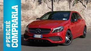 Download Mercedes Classe A (2015) | Perché comprarla... e perché no Video