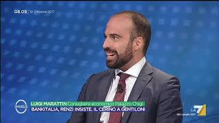 Download Omnibus - Bankitalia, Renzi insiste. Il cerino a Gentiloni (Puntata 19/10/2017) Video