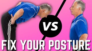 Download How To Fix Your Posture In 3 Moves (Permanently) Video