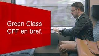 Download Green Class CFF en bref. Video
