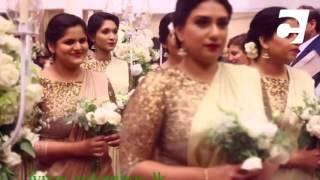 Download Rosy Senanayaka's Daughter Thishakya's Wedding Video
