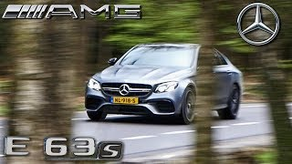 Download Mercedes AMG E63 S 2017 4.0 V8 BiTurbo 612 HP DRIVE & SOUND by AutoTopNL Video