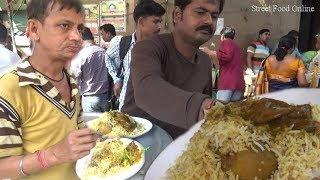 Download Delicious Tasty Kolkata Chicken Biryani | Who Want to Eat | Street Food Online Video