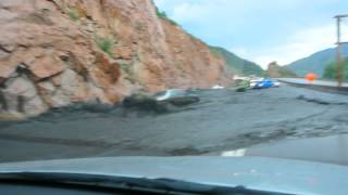 Download Colorado Mudslide Flash flood US Highway 24 Video