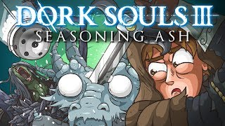 Download DORK SOULS 3 ″Seasoning Ash″ (Dark Souls 3 Cartoon Parody) Video