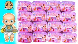 Download BABY Cookie Swirl C ??!!! Baby Secrets Color Changing Surprise Blind Bags Video